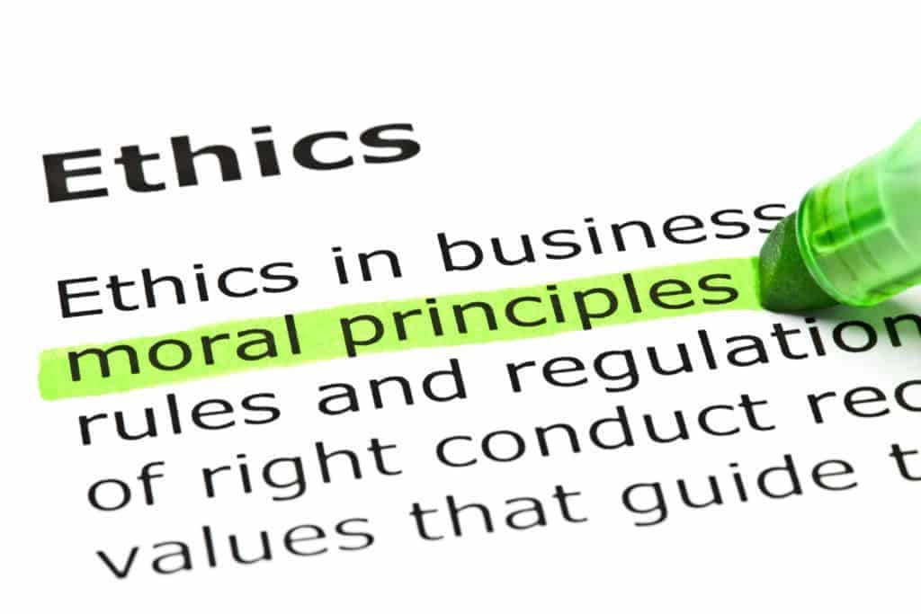 The Code of Ethics