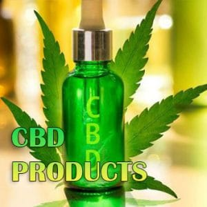 CBD Products & Tinctures