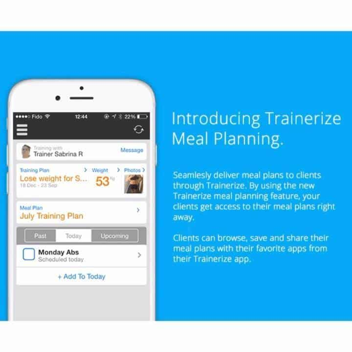 I have to be honest, since I've implemented the Trainerize Mobile App that delivers an entire  collection of online